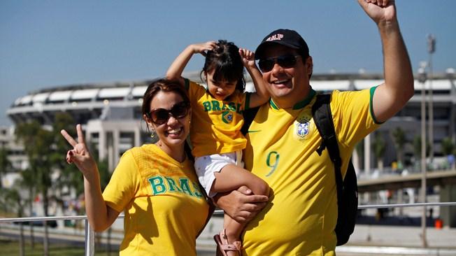 FIFA WORLD CUP BRASIL 2014: CASI 1,2 MILLONES DE ENTRADAS SOLICITADAS