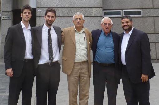 ARGENTINOS JUDÍOS Y MUSULMANES PROMUVEN LA PAZ EN MEDIO ORIENTE