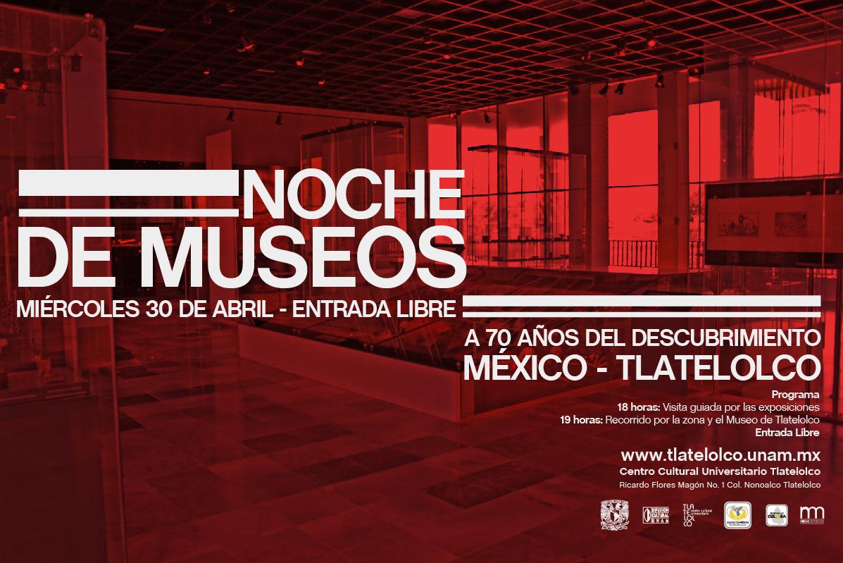 CELEBRA EL DÍA DEL NIÑO CON «NOCHE DE MUSEOS» EN LA CIUDAD DE MÉXICO