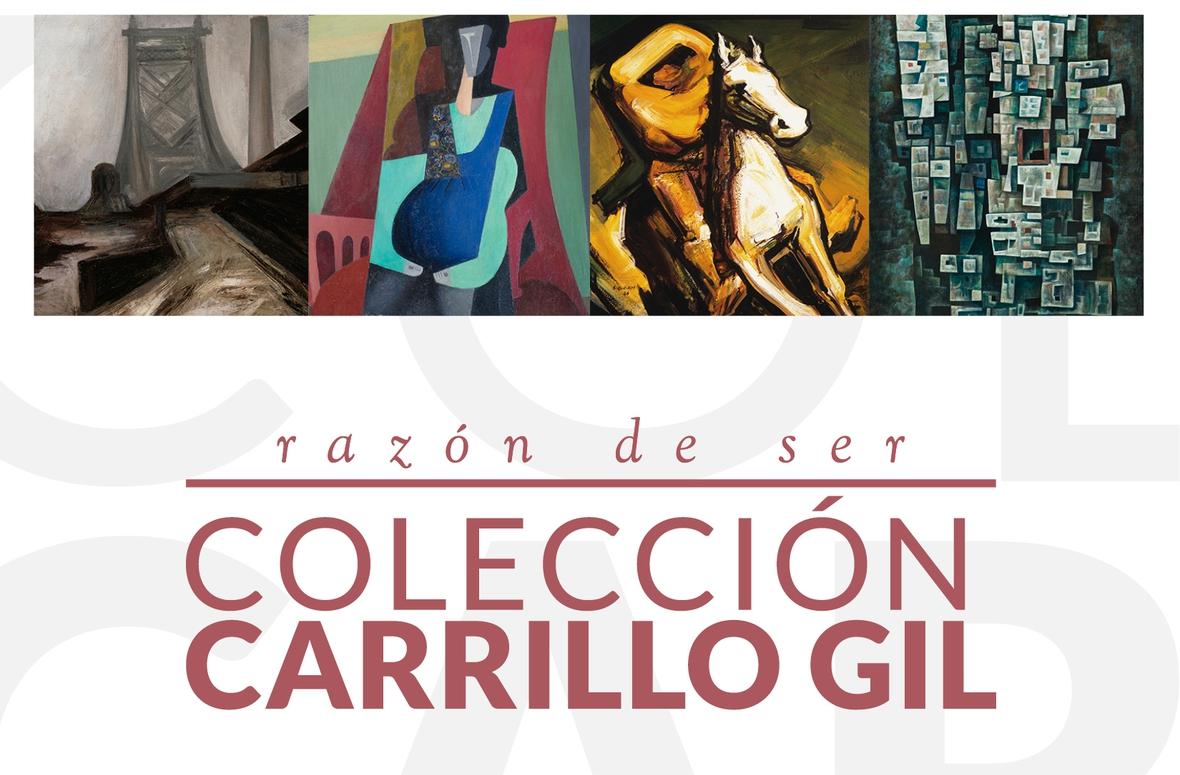 EL MUSEO DE ARTE CARRILLO GIL PRESENTA LA MUESTRA «RAZÓN DE SER»