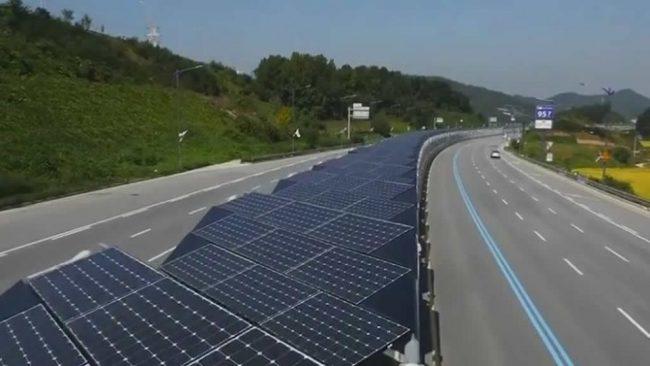 PROYECTO «ENERGÍA POSITIVA» PAVIMENTARÍA MÁS DE 1000 KM DE CARRETERAS CON PANELES SOLARES EN FRANCIA